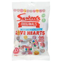 Swizzels Lovehearts Emojis Bag - 170g - Not Available 2019