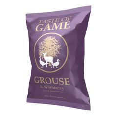 Taste of Game Grouse & Whinberry Crisps - 40g - Sold Out