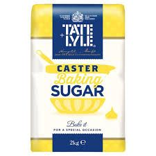 Tate and Lyle Caster Sugar - 500g