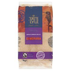 Tate and Lyle Demerara Sugar - 500g