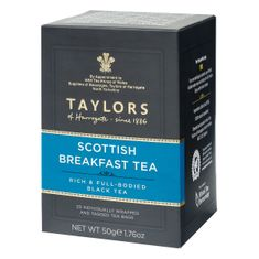 Taylors of Harragate Scottish Breakfast - 20ct bags