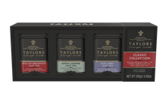 Taylors of Harrogate Classic Collection Mini Caddies - 130g - 2 In Stock