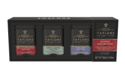 Taylors of Harrogate Classic Collection Mini Caddies - 130g - 1 In Stock