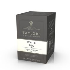 Taylors of Harrogate White Tea - 20ct Bags