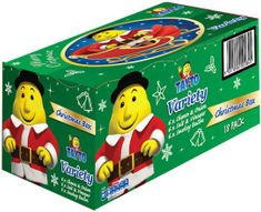 Tayto Assorted Christmas Box - 18pk - Sold Out