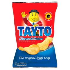 Tayto Cheese & Onion - 135g- Sold Out