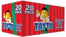 Tayto Cheese & Onion Box -18pk - Sold Out