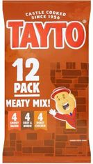 Tayto NI Meaty Mix 12 pack - Sold Out