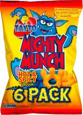 Tayto Mighty Munch - 6pk - Sold Out
