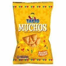 Tayto Muchos Nacho Cheese - 180g - Sold Out