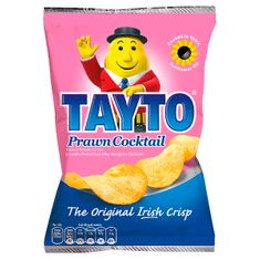 Tayto Prawn Cocktail - 35g - BB 29 Oct 2020