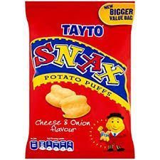 Tayto Snax - 22g - Sold Out