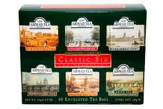 Tea Assortments and Gift Hampers