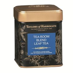 Taylors of Harrogate Tea Room Blend Leaf Tea Tin - 125g