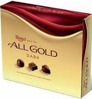 Terry's All Gold Dark Chocolates - 380g - Not Available 2019