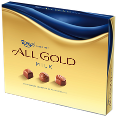 Terry's All Gold Milk Chocolate Box - 380g - Sold Out