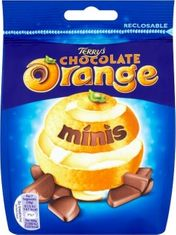 Terry's Chocolate Orange Minis Pouch - 95g