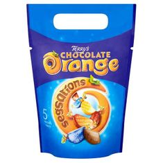 Terry's Chocolate Orange Segsations Pouch - 450g - Not Available 2019