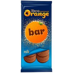 Terry's Chocolate Orange Milk- Sold Out