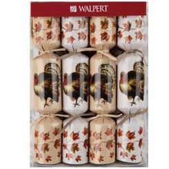 Thanksgiving Turkey Crackers - 8 pack - out stock