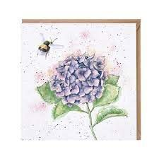 """""""The Busy Bee"""" Card"""