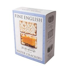 The Fine Cheese Co. Water Crackers - 100g