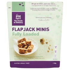 """The Foods of Athenry 'Flapjack"""" Minis - 150g"""