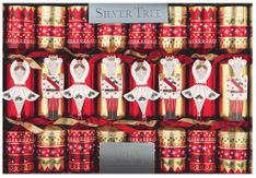 Silver Tree - The Mouse King & Ballerina Crackers - 8 pack - Sold Out 2020