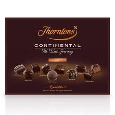 Thorntons Continental Dark Selection - 284g - Sold Out 2020