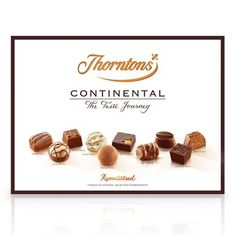 Thorntons Continental The Taste Journey - 284g - Sold Out
