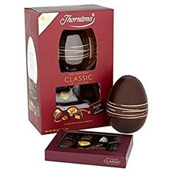 Thornton's Dark Chocolate Classic Large Egg - sold out 2020