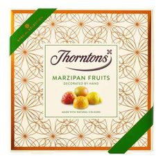 Thornton's Marzipan Fruits - 130g - Not Available 2019