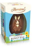 Thorntons Milk Chocolate Bunny Egg - 151g - Sold Out 2020