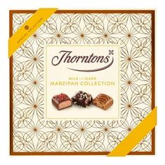 Thornton's Milk & Dark Chocolate Marzipan Collection - Not Available 2019
