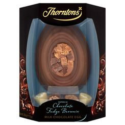 Thorntons Chocolate Fudge Brownie Egg  -sold out 2020