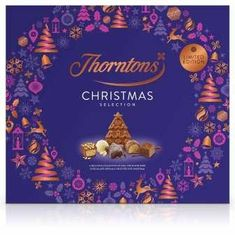 Thorntons Christmas Collection - 151g - Not Available 2019