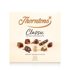 Thorntons Classic Assorted Collection - 262g - Sold Out 2020