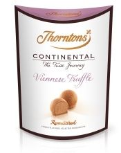 Thorntons Continental Viennese Truffle - 145g - Sold Out