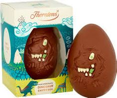 Thorntons Milk Chocolate Dinosaur Egg - 151g - Sold Out 2020
