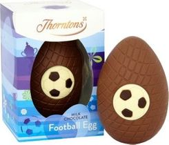 Thornton's Milk Chocolate Football Egg - 150g - Sold Out 2020