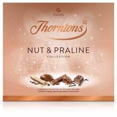 Thorntons Nut & Praline Collection - 313g - Not Available 2019