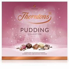 Thorntons Pudding Collection - 373g - Not Available 2019