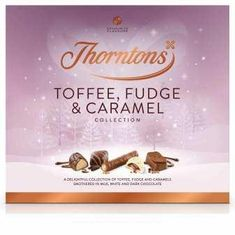 Thorntons Toffee, Fudge, & Caramel Collection - 348g - Not Available 2019