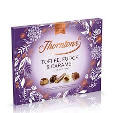 Thorntons Toffee, Fudge, & Caramel Collection - 336g - 3 in stock