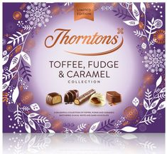 Thorntons Toffee, Fudge, & Caramel Collection - 336g - Sold Out