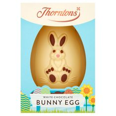 Thorntons White Chocolate Bunny Egg - 151g - Sold Out 2020