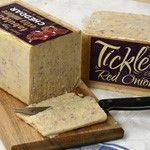 Tickler Cheddar with Red Onions - 3 in stock