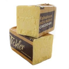 Tickler English Cheddar - 2 In Stock