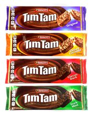 TimTam Biscuits - Assorted Flavours - sold out