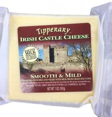 Tipperary Irish Castle Cheese 7 oz
